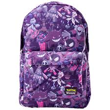 types of purple pokemon ghost types purple loungefly backpack eb games new zealand