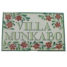 house names plaques u0026 tiles