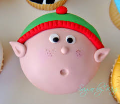 Christmas Cakes And Decorations by Cute Food For Kids 41 Cutest And Most Creative Christmas Cupcakes