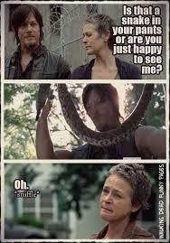 Carol Walking Dead Meme - walking dead memes