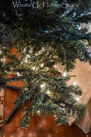 how to hang tree lights whats ur home story