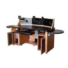 Control Room Desk Sit Or Stand Control Room Console