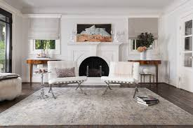 decor loloi rugs in grey with laminate wood floor also white