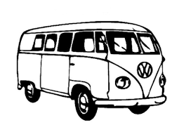 volkswagen van hippie hippie clipart vw camper van pencil and in color hippie clipart
