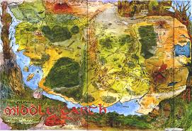 Lord Of The Rings Map 211 Lord Of The Rings Hd Wallpapers Background Images
