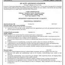 Sample Resume For Quality Assurance by Qa Auditor Cover Letter Judicial Council Form Complaint Senior