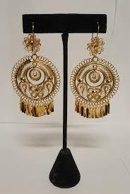 folklorico earrings aretes de filigrana olverita s