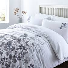 linea silhouette print duvet cover set house of fraser