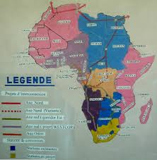 Show Me A Map Of Africa by Grand Inga Dam Dr Congo International Rivers