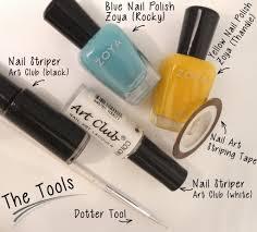 mara hoffman print inspired manicure the trendy nail