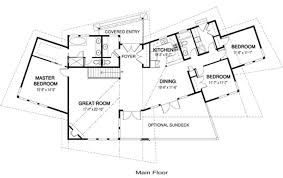 modern floor plans house plans the discovery cedar homes
