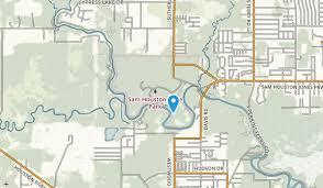houston louisiana map best trails in sam houston jones state park louisiana 117