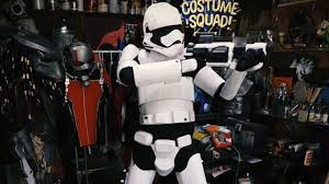 fight the resistance this halloween with a diy stormtrooper costume
