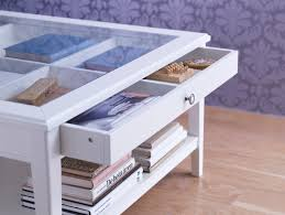 Glass Side Table Ikea Liatorp Coffee Table White Glass Liatorp Organizing And Display
