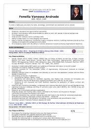 Email For Sending Resume To Hr Fenella Cv