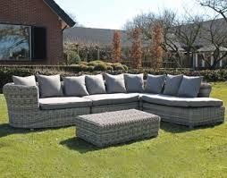 canape jardin resine stunning salon de jardin canape d angle resine tressee noir