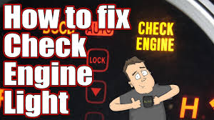 how to fix check engine light how to fix a check engine light joke cargasm ep 1 5 youtube