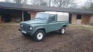 used land rover defender used land rover defender 110 pickup 2 4 tdci for sale in