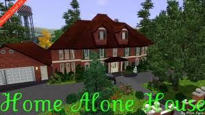 home alone house plans sims 3 house building the home alone house walkthrough youtube