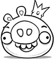 bird coloring page angry birds coloring pages angry birds party pinterest angry
