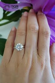 3 carat ring 3 carat diamond ring diamond metrics
