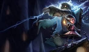 annie skins art of legends
