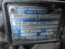 used hino 700 profia transmission zf 16s 221 lucky progress co