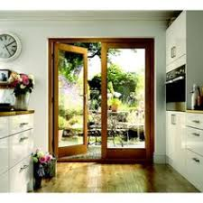 Wood Patio French Doors - a revamped garden design magazine returns patios doors and