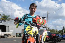fox motocross australia flying fox blake s a national chion daily liberal