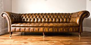 Distressed Leather Chesterfield Sofa Tufted Leather Chesterfield Sofa Tufted Sofas For Sale Vintage