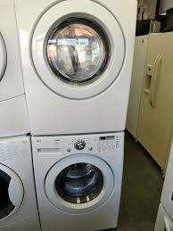 refrigerator outlet near me stacking washer and dryer lg tromm stackable washer dryer pg used appliances