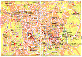 Usa Tourist Attractions Map by 15 Top Rated Tourist Attractions In Jerusalem Planetware
