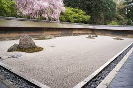 Rock Garden Plan by Japanese Rock Garden Wikipedia