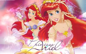 princess ariel wallpaper littleariel