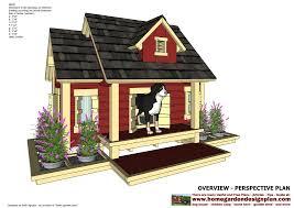 Houseplans Com Reviews Home Garden Plans Dh301 Insulated Dog House Plans Insulated