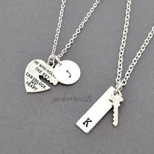 key to my heart gifts valentines day key to my heart necklace mr mrs