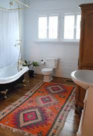 Kilim Bath Mat Dying Kilim Rugs Catherine Design