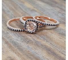 black diamond wedding ring black diamond jeenjewels