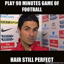 First Meme Ever - arsenal memes on twitter mikelarteta08 my first ever mikel