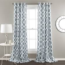 grey and white blackout curtains gordyn