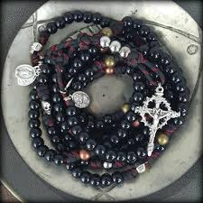 15 decade rosary big rosary gallery 10 15 and 20 decade rosaries rugged rosaries