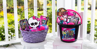 painted easter buckets build your own high easter basket party city