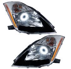 nissan altima 2005 headlight oracle headlights free shipping on oracle led halo lights