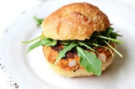 chipotle sweet potato tuna burgers