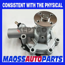 new water pump for mm409302 mitsubishi s4l s3l2 s4l2 k4n k3b k3d
