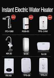 Bathroom Safe Heater by 6kw 12kw Bathroom Instant Water Electric Heater For Shower
