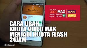cara merubah kuota hooq menjadi paket menggunakan anonyton cara terbaru menggunakan paket data kuota videomax hooq viu