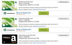 free e gift cards how to use swagbucks to get free starbucks coffee and things