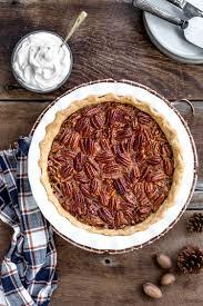 pecan pie thanksgiving classic pecan pie jelly toast