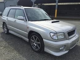 customized subaru forester japanese imports for sale at tyee imports u2022 canada u0027s jdm specialist